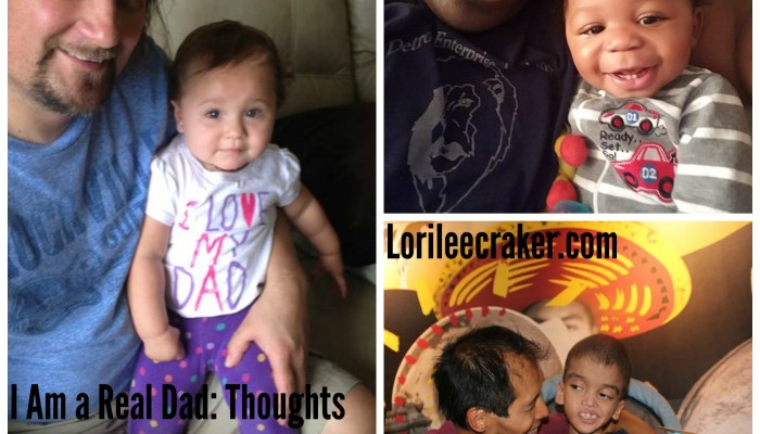 I Am a Real Dad: Thoughts About and Photos of Adoptive Dads and Their Children
