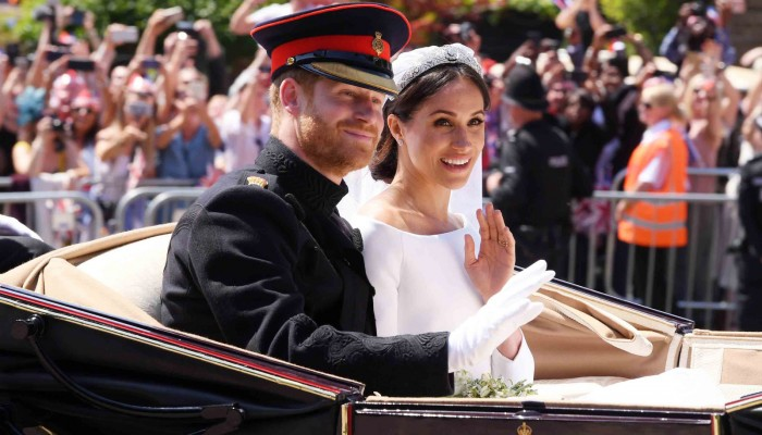 Top 11 Most Dreamy, Buttercreamy Moments from the Royal Wedding